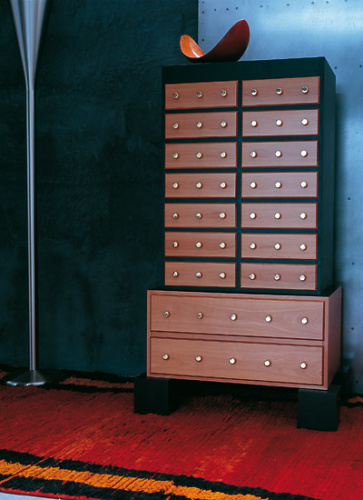 Ettore Sottsass Mombasa Chest Of Drawers
