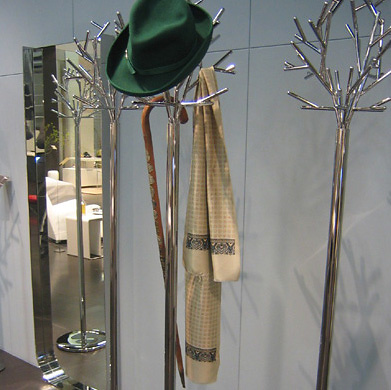 Evangelos Vasileiou Clara Coat Rack