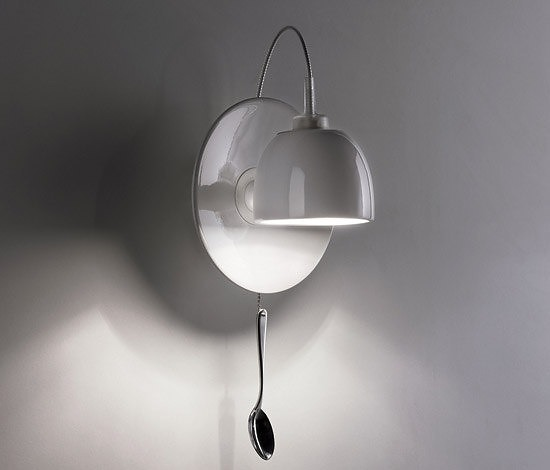 Fabien Dumas and Ingo Maurer Und Team Light Au Lait Lamp