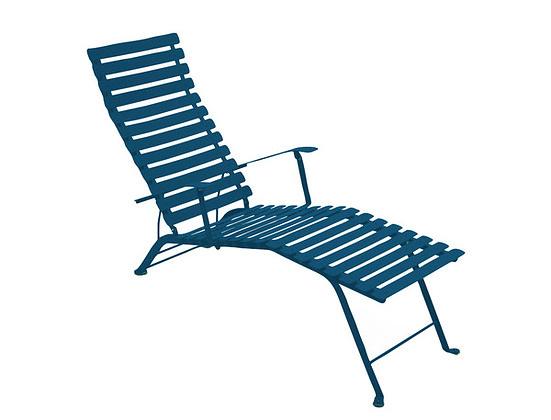 Fermob bistro chaise longue for Bistro chaise longue