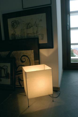 Ferran Freixa Prisma Floor and Table Lamp