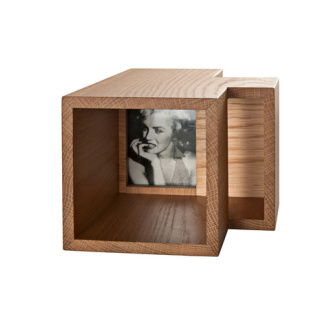 Filippo Francescangeli Hans Photo Frame - Bookend