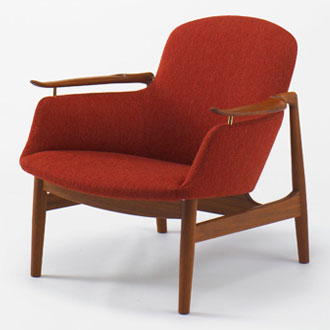 Finn Juhl FJ-01 Easy Chair