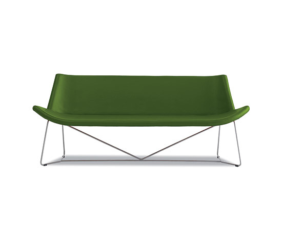 Flemming Busk and Stephan Hertzog Lotus Sofa and Chair