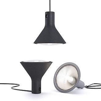 Form us with love Yupik Portable Lamp