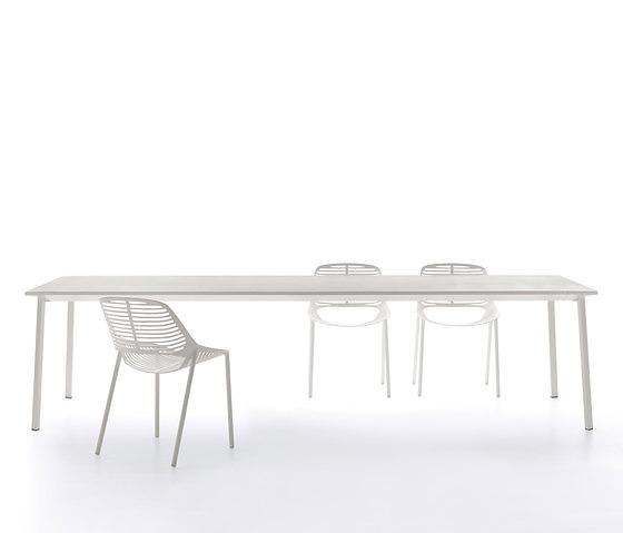 Francesca and Robby Cantarutti Robby & Newtile Table