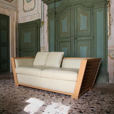 Franco Poli Xiloteca Sofa