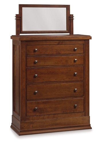 Frank Lloyd Wright Meyer May Tall Chest And Mirror