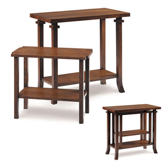 Frank Lloyd Wright Coonley Nesting End Table