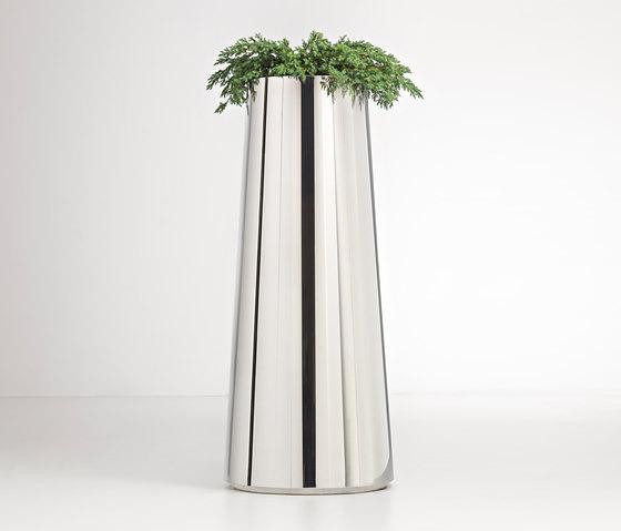 Frassinago Lab Oxo Plant Pot