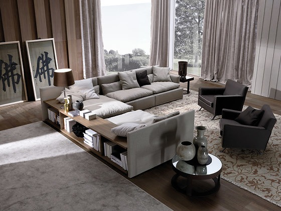 Frigerio Dominio Sofa