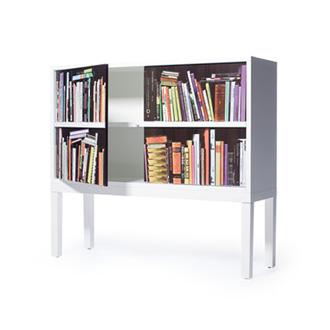 Front Bookshelf Sideboard