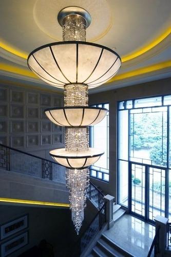 Dong Jiao Hotel Shanghai Chandelier