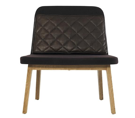 GamFratesi Lean Chair