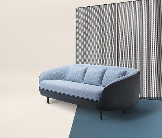 GamFratesi Haiku Low Sofa