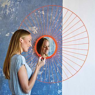 Gandia Blasco Primp Mirror