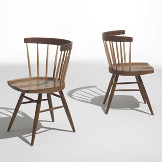 George Nakashima Straight Chair