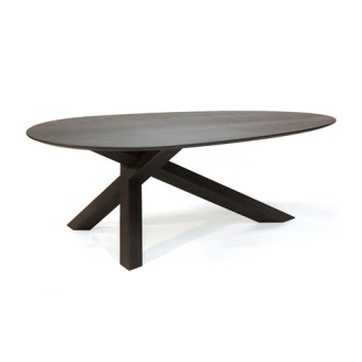 Gerard Der Kinderen Crosstable 3-beam L Table