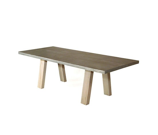 Gerard Der Kinderen Local Zinc Table