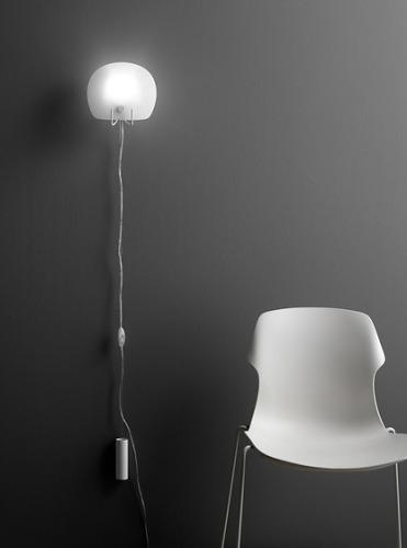 Gian Vittorio Plazzogna Libra Lamp
