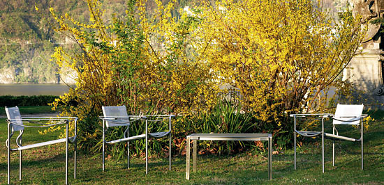 Giandomenico Belotti Outdoor Green Collection