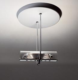 Gianfranco Frattini Acheo Soffitto Lamp