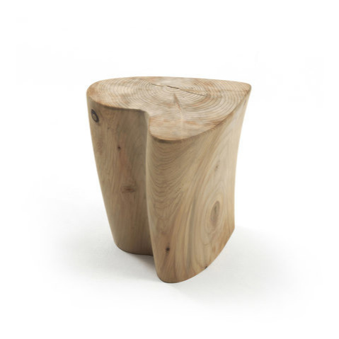Gianni Veneziano, Luciana Di Virgilio and Veneziano+Team One Love Stool