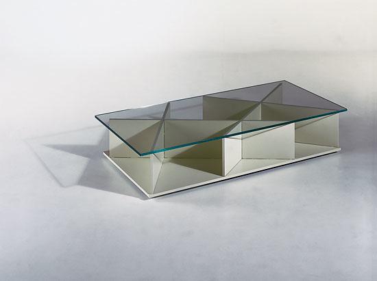 Gino Carollo Spider Tables