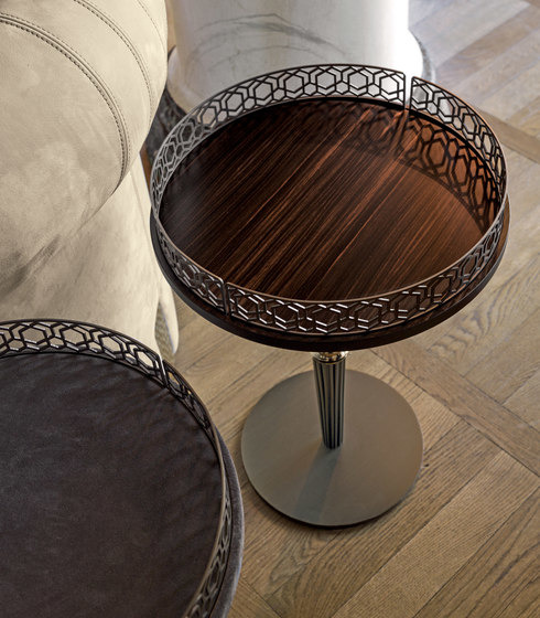 Giuseppe Iasparra Gueridon Small Tables