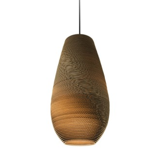 Graypants Drop Lamp