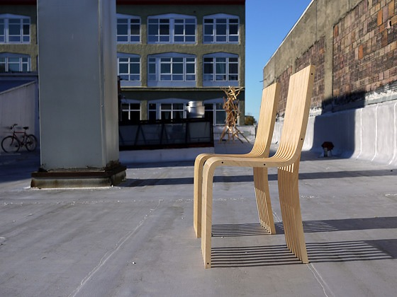 Graypants Slice Chair