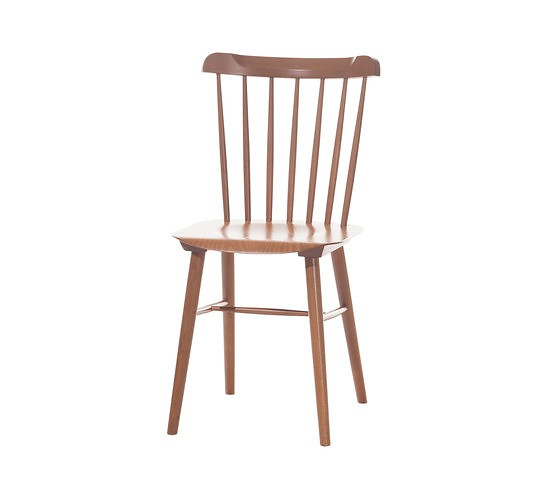 Greenington ton ironica chair for Chaise bistrot