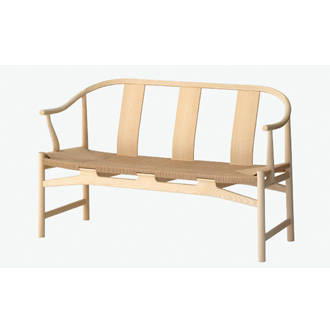 Hans J. Wegner PP266 The Chinese Bench
