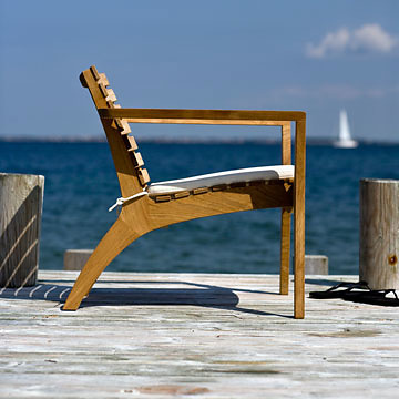 Hans Thyge Regatta Lounge Chair