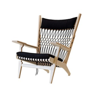Hans J. Wegner PP 129 Web Chair