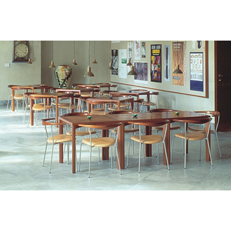 Hans J. Wegner PP701 Chair