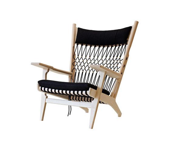 hans j wegner pp 129 web chair. Black Bedroom Furniture Sets. Home Design Ideas