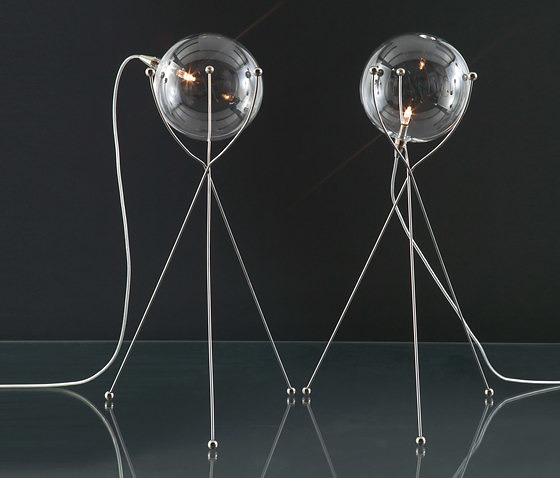 Harco Loor Lab Table Lamps