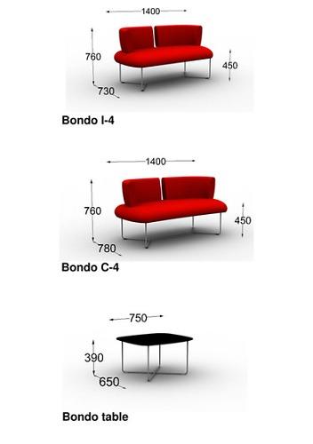 Harri Korhonen Bondo Sofa