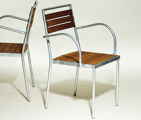 Harri Korhonen C.d. Stack Terrace Chair