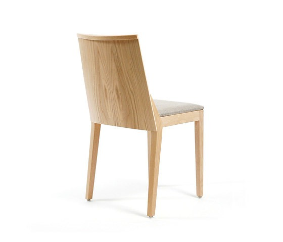 Harri Korhonen C.D. Stack Wood Chair