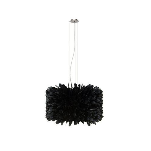 Heike Buchfelder Ring K1 Schwarz Lamp