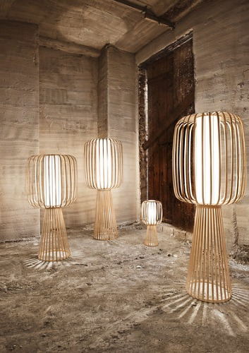Henri Garbers Moolin Lamp Collection
