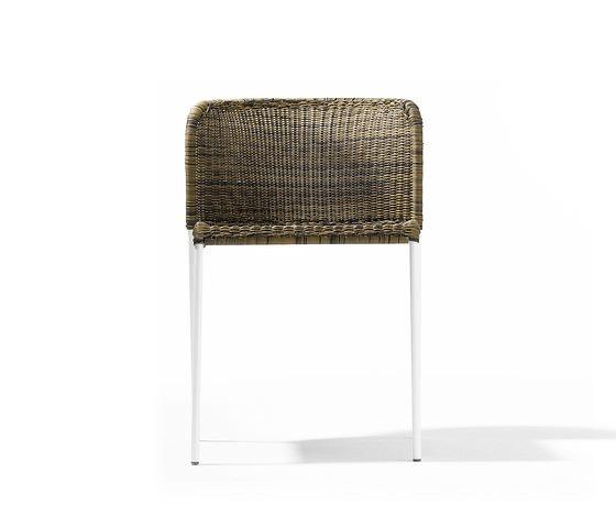 Herbert Hirche Santa Lucia Rattan Chair