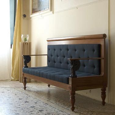 Hermann Ernst Freund Divano Sofa