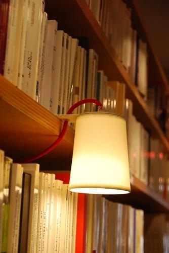 Hervé Langlais Lighbook Lamp