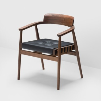 Hierve Leather Chair