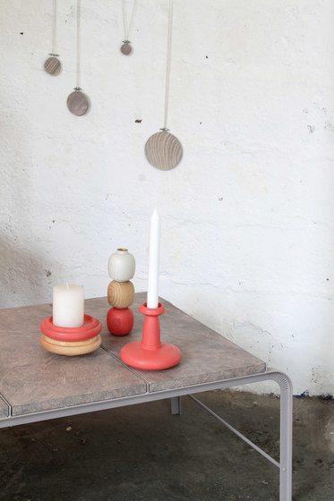 Hillmann Regett Design Tricola Candleholder