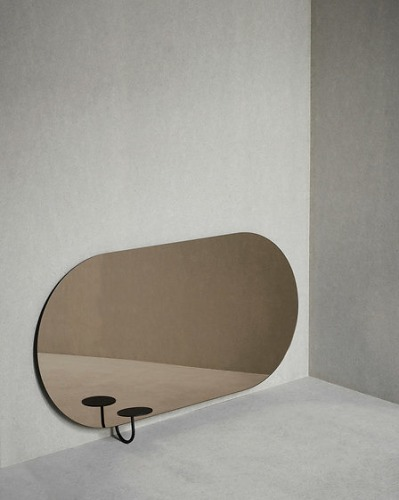 Ida Linea Hildebrand Miró Miró Mirror