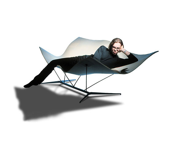 Ilkka Suppanen Flying Carpet Sofa